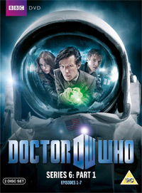Cover Dr Who series 6