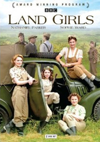 Cover Land Girls TV series